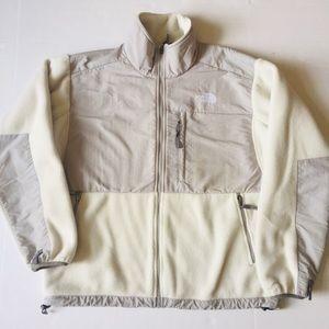 The North Face Denali Zip Up Fleece Jacket Sz L